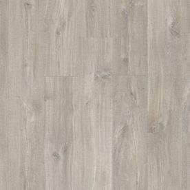 QuickStep Alpha Smalle planken ASVP40030 Canyon eik grijs met zaagsneden