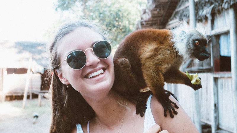 lemur interaction