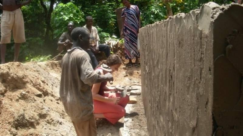 puting up water stortage empowerment
