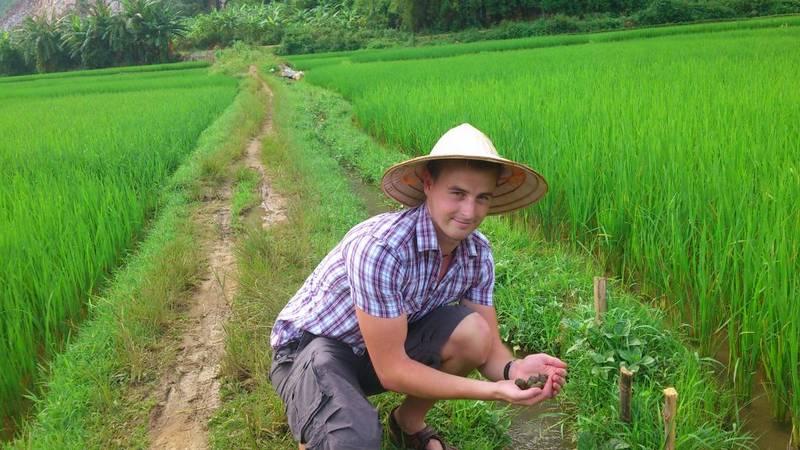 Petr collectin snail