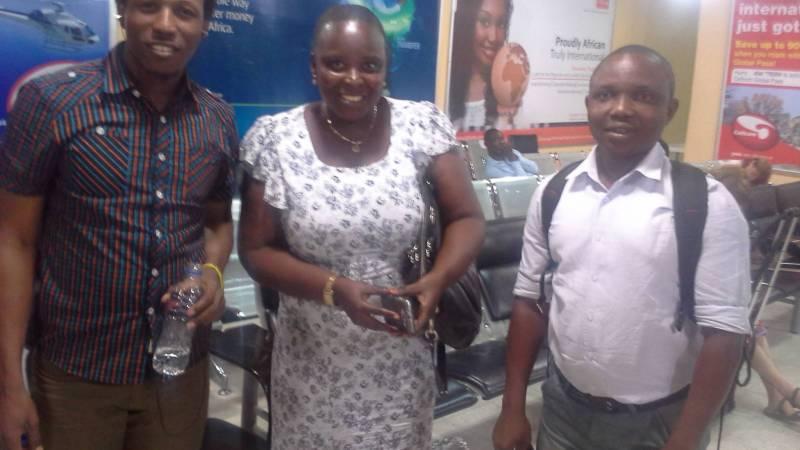 Partner Meeting in Liberia