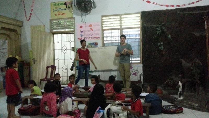 Teaching & Leisure Activities Assistant Medan