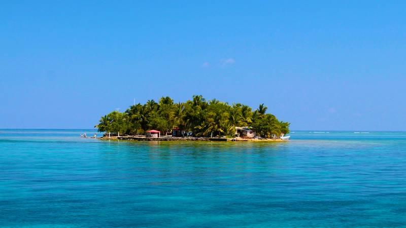Our Island, Tom Owens Caye Belize