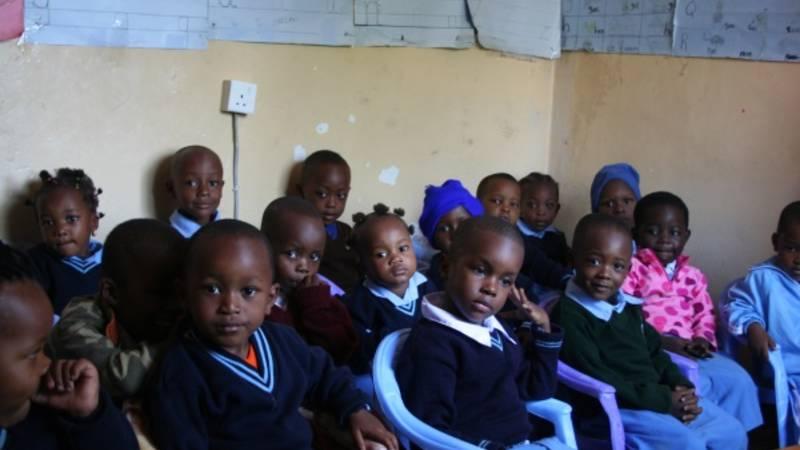 Children of the Preschool