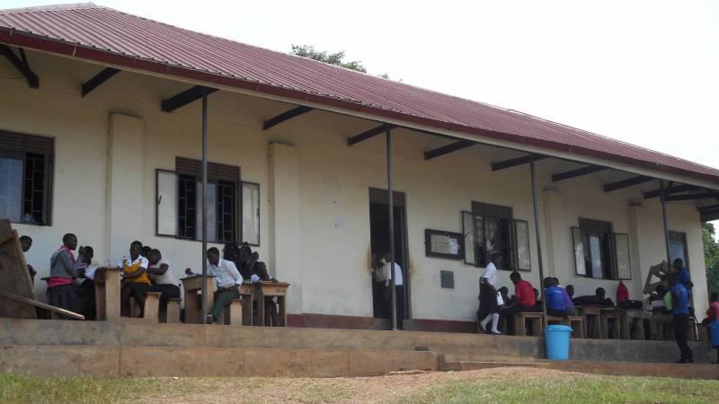 Mmanze secondary school