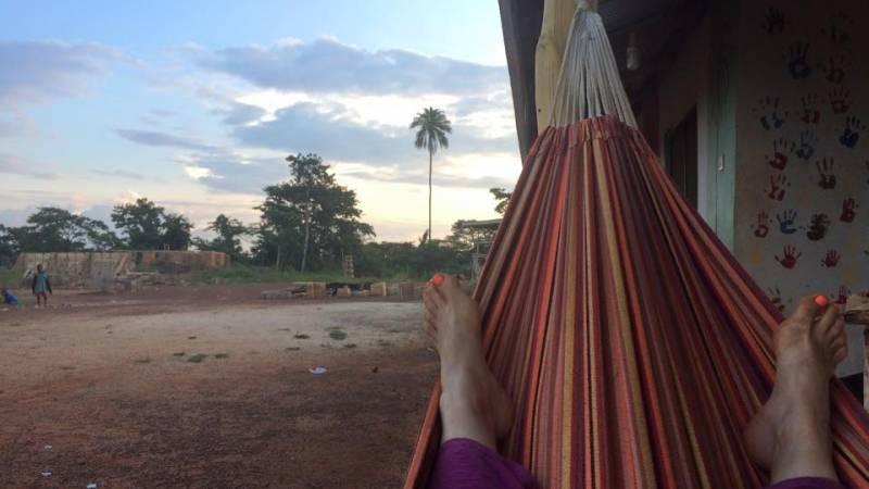 It's hammock time!