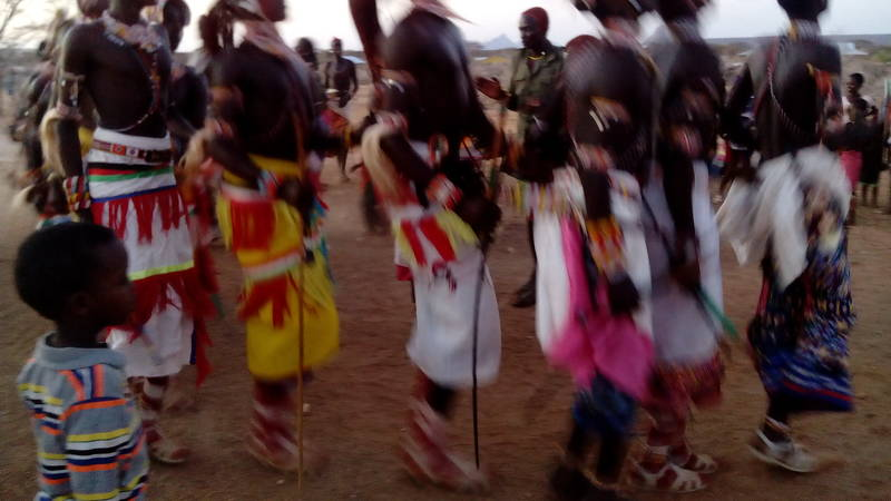 moran dancing