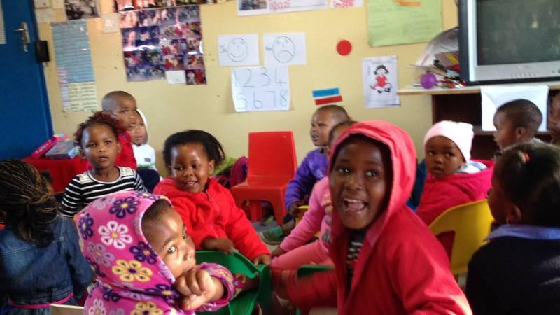 Educational volunteering
