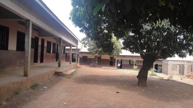 School layout at St Henry Junior Primary school