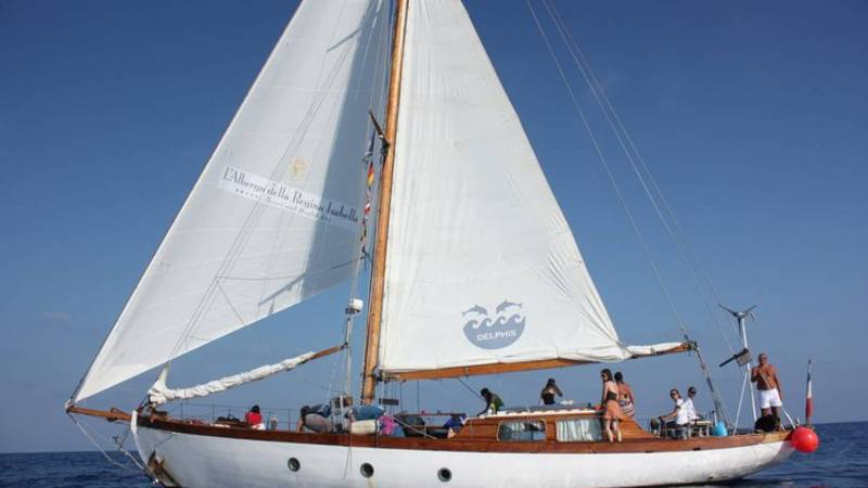 Jean Gab, the research vessel