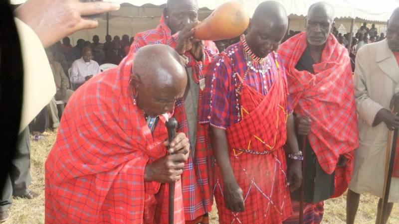 Maasai mens