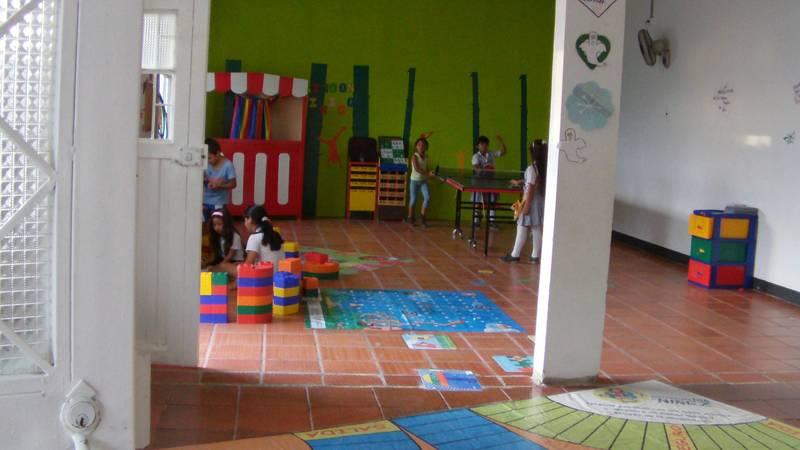 Ludic Activities to help children after school