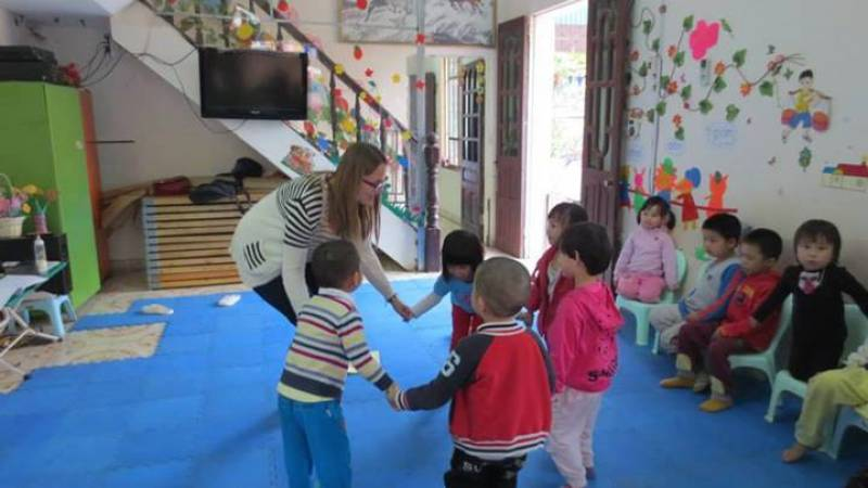 Daycare Assistant For Children With Special Needs