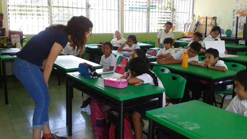 English Teacher in Local Schools