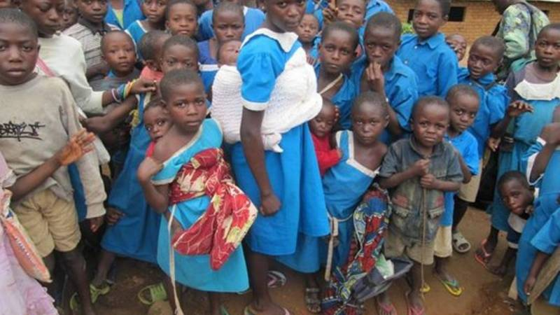 Some vulnerable children captured in communities