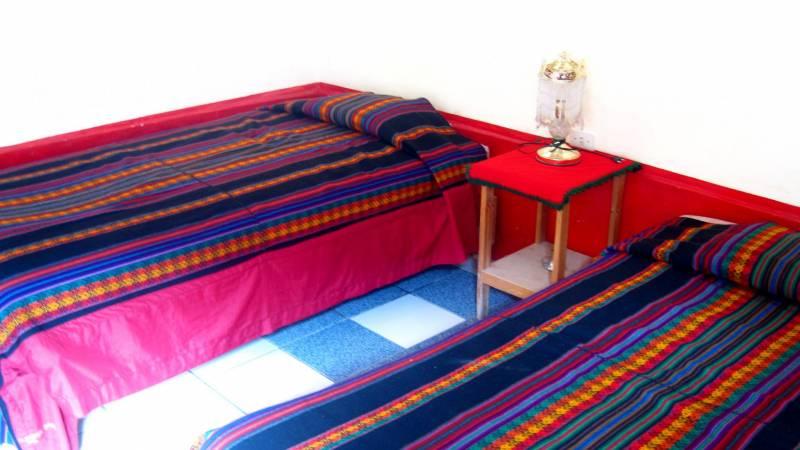 A bedroom at Casa Primavera