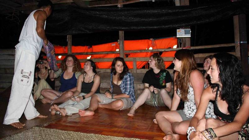 The Orangutan and Tribes Tour