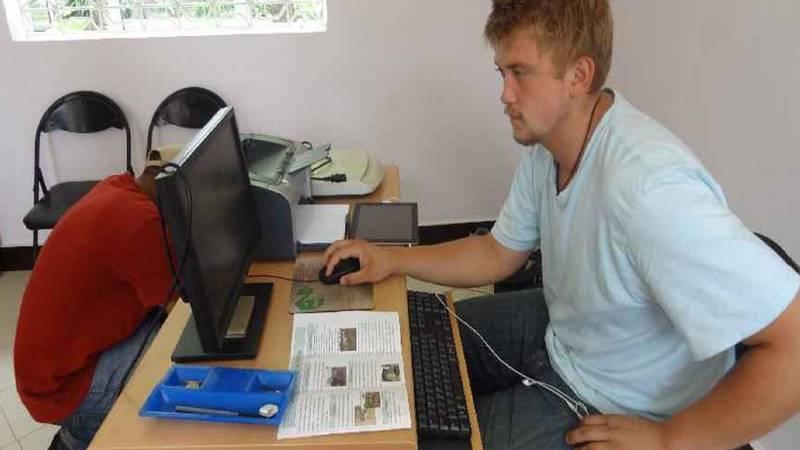 Database & Website Developer