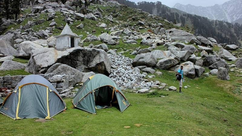Himaliyan trek