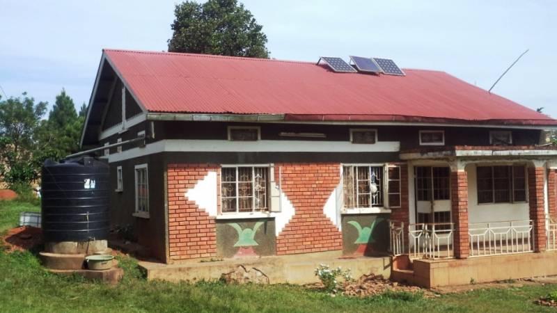 volunteers house