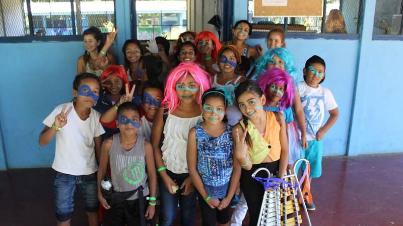 Village School Teaching