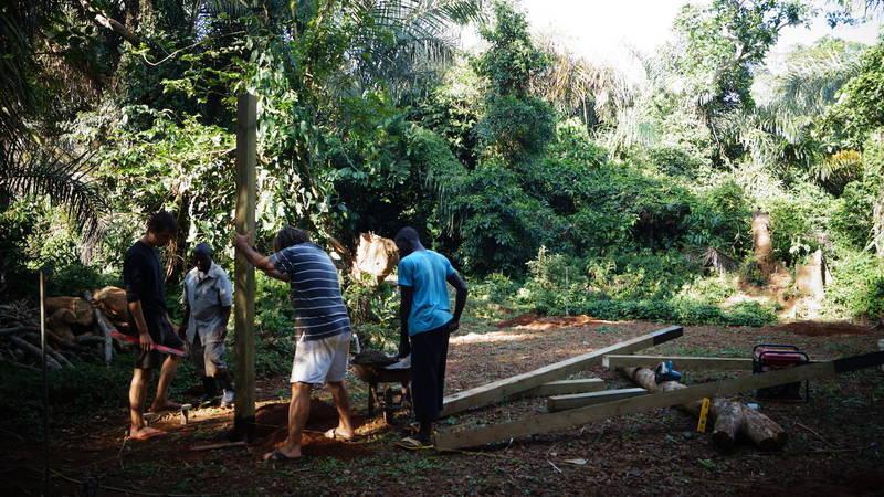 Environmental Engineering & Construction Work