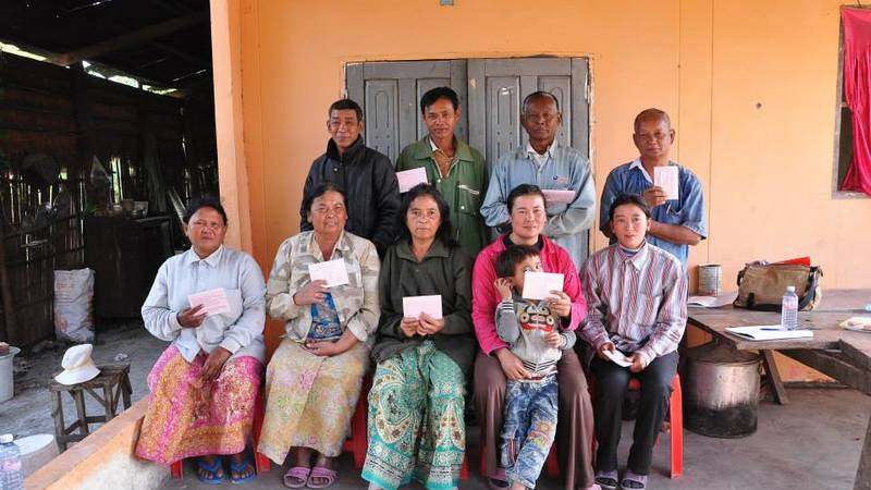 Provide loans to villager