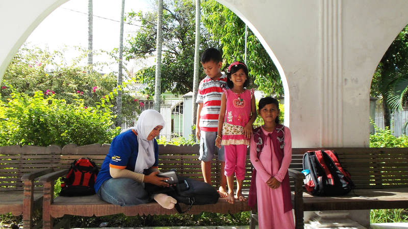 Teaching & Marketing Assistant Aceh