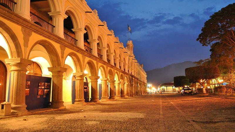 The Palace in Antigua