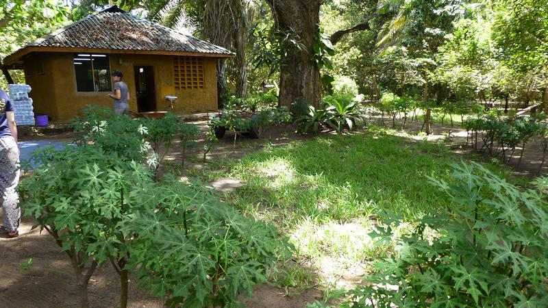Rustic Muhaka Camp
