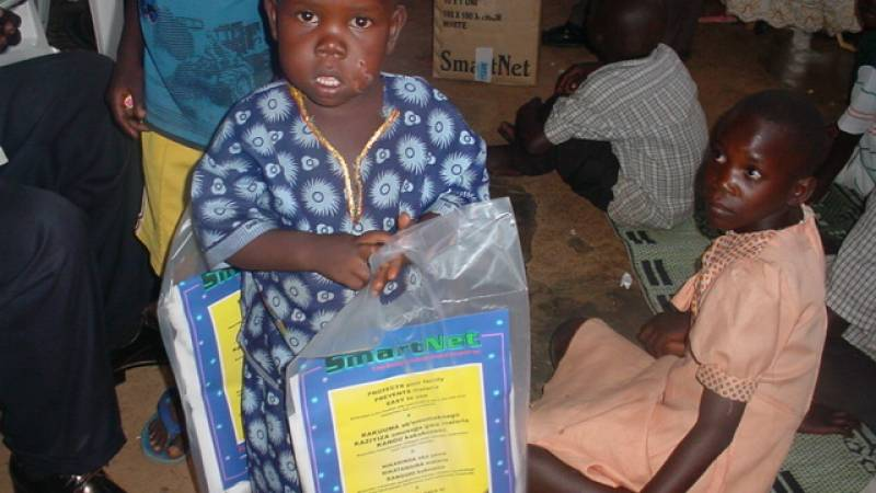 GCM health Program.anti-malaria program