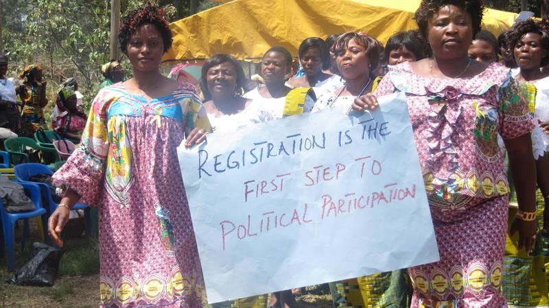 Women empowerment programs