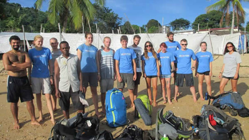 Marine Conservation & Diving