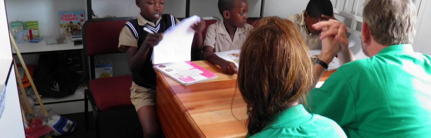 Volunteer work Primary School Krugerpark
