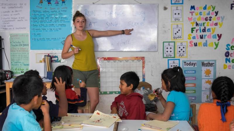 Children's English Teacher