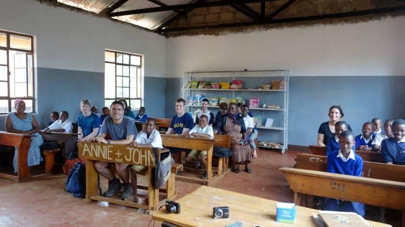 Improve Schools and Support Micro Enterprises