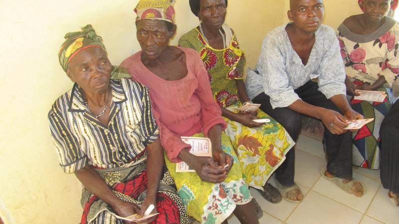 Rural women seeking health care