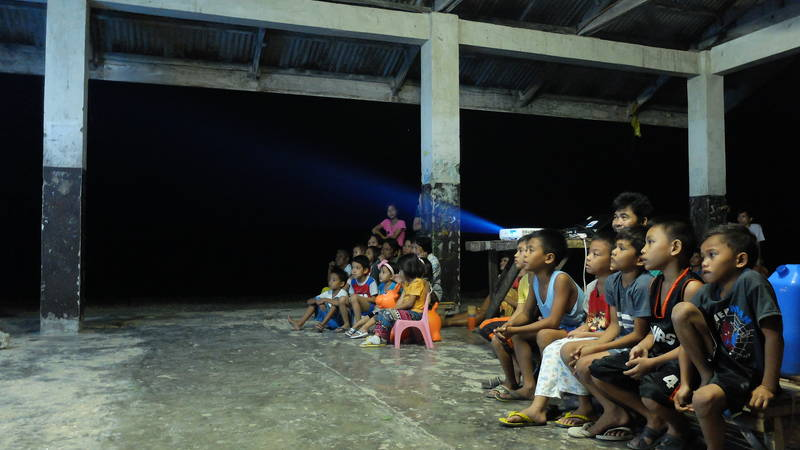 documentary showing to local community