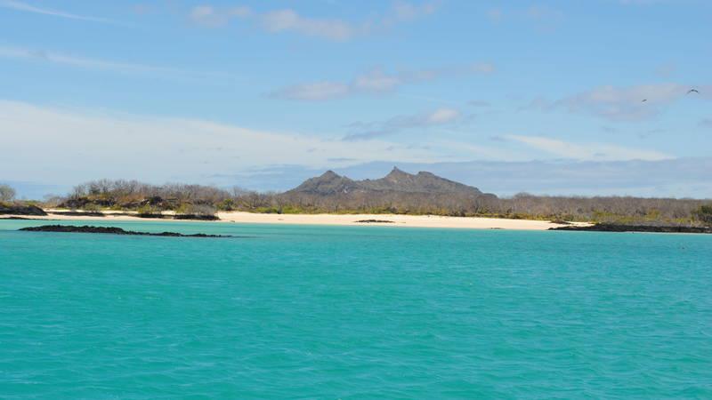 A typical Galapagos beach!