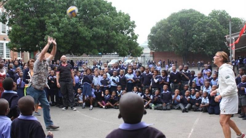School Volleyball