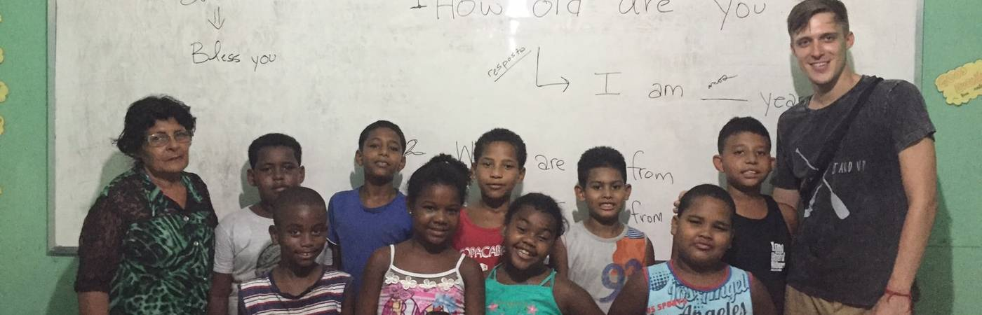 Teaching English to Children & Adults