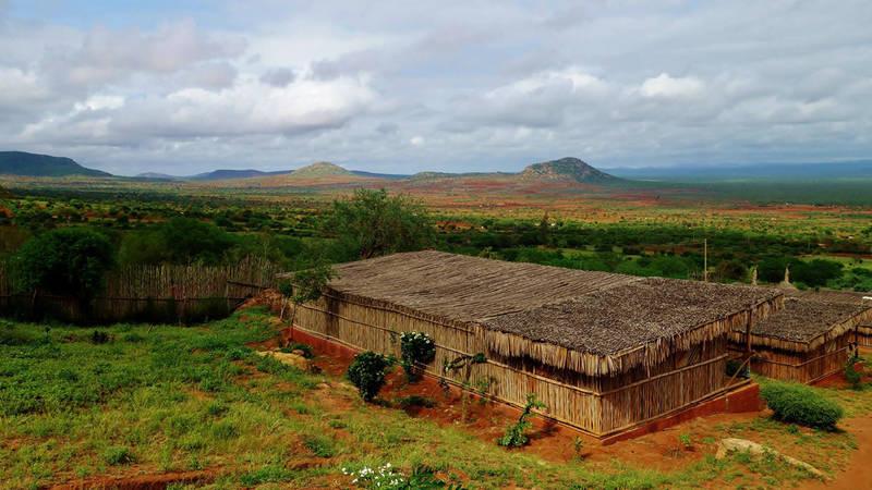 Stunning Tsavo Camp
