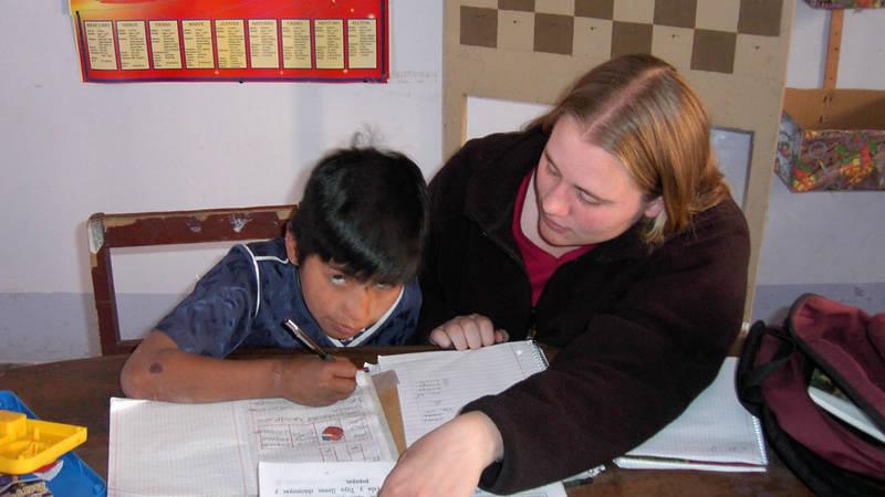Rehabilition centre for disabled children