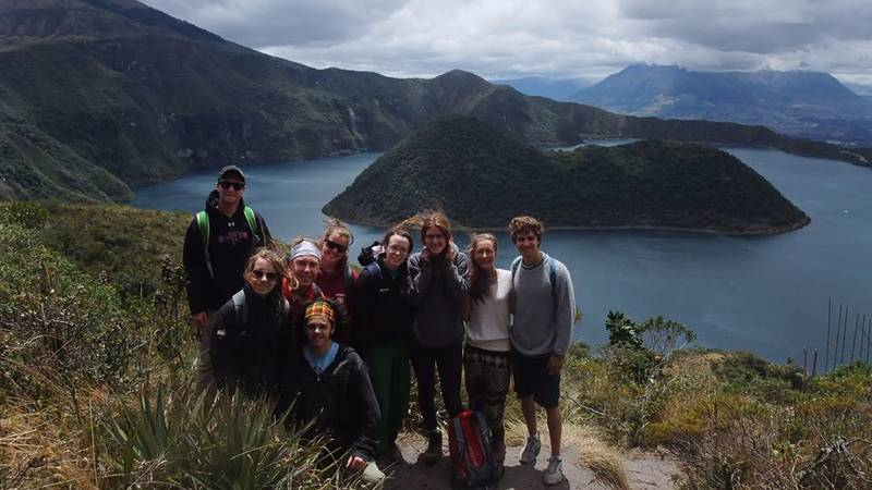 Adventure week in the Andes
