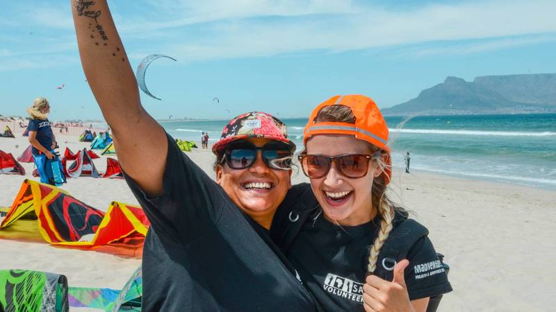 Kitesurfing Outreach Instructor