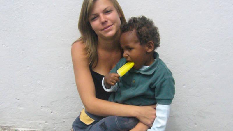 Helping underprivileged children