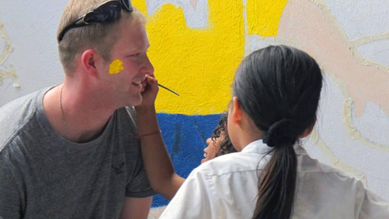 Teaching arts in Costa Rica