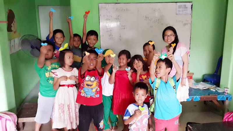 Teaching & Leisure Activities Assistant Jakarta