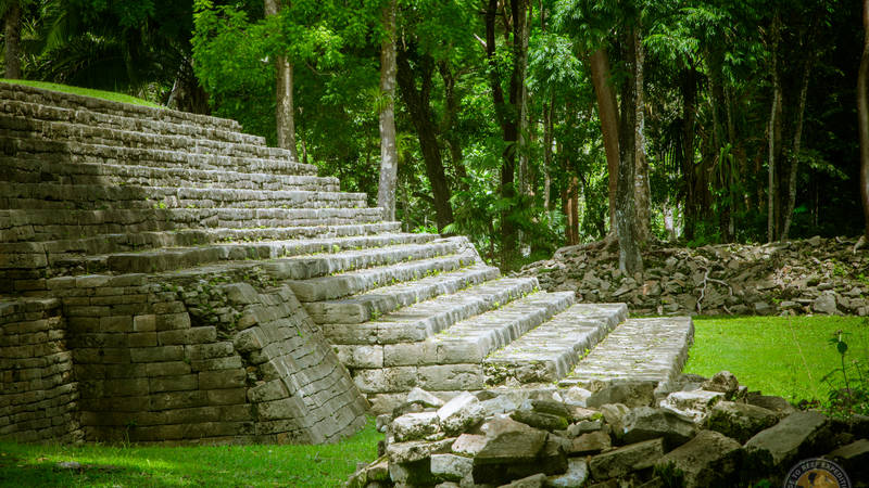 Explore ancient Maya sites