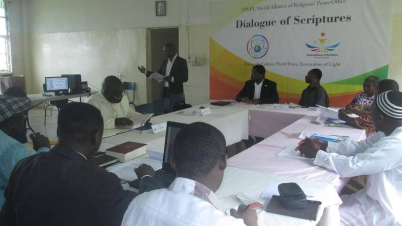 Dialogue of Scriptures for Peace